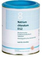 DHU Natrium Chloratum D12 Tabletten (1000 Stk.)