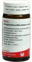 WALA Strophanthus/ Nicotian Comp. Globuli (20 g)