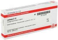 DHU Lachesis D 12 Ampullen (10 x 1 ml)