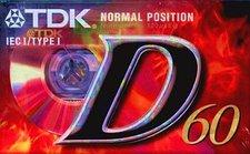 TDK D-60 EA