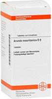 DHU Arundo Mauritan. D 8 Tabletten (80 Stk.)