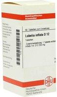 DHU Lobelia Inflata D 12 Tabletten (80 Stk.)