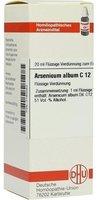 DHU Arsenicum Album C 12 Dilution (20 ml)