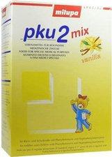 Milupa PKU 2 Mix Vanilla Pulver 20 x 27 g