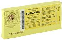 SANUM-Kehlbeck Formasan Injektion Ampullen (10 x 2 ml)