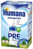 Humana Anfangsmilch PRE 600 g