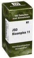 Iso-Arzneimittel Jso Bicomplex Heilmittel Nr. 11 Tabletten (150 Stk.)