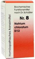 Dr. Reckeweg Biochemie 8 Natrium Cloratum D 12 Tabletten (200 Stk.)