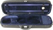 Steinbach Geigenkoffer de Luxe 1/4 rechteckig