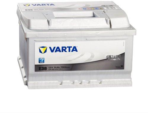 Varta Silver Dynamic 12 V 74 Ah (5744020753162)