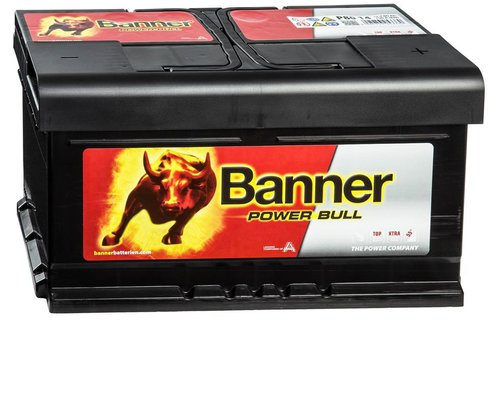 Banner Power Bull 12 V 80 Ah (P8014)