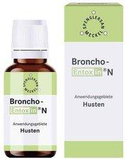Meckel-Spenglersan Broncho Entoxin N Tropfen (20 ml)