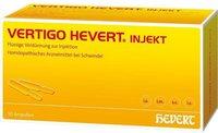 Hevert Vertigo Hevert Injekt Ampullen (50 Stk.)