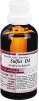 Anthroposan Sulfur D 4 Dilution (50 ml)
