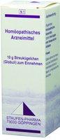 Staufen-Pharma Gratiola D 6 Globuli (10 g)