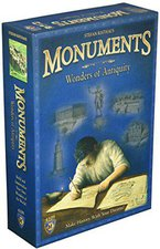 Mayfair Games Monuments - Wonders of Antiquity (englisch)