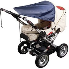 Baby-Plus Markise für Kinderwagen