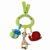 Vulli Sophie die Giraffe Aktivitäts-Triangel