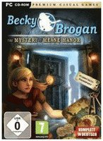 Becky Brogan: The Mystery of Meane Manor (PC)