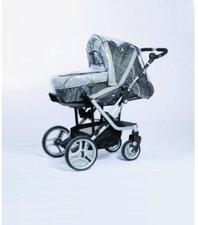 Harmatex Kinderwagen - Regenhaube PVC-Folie