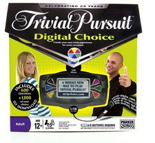 Parker Trivial Pursuit Choice