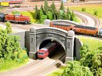 Noch Steinbrücke 2-gleisig