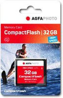 AgfaPhoto compactFlash Card 120x (32GB)