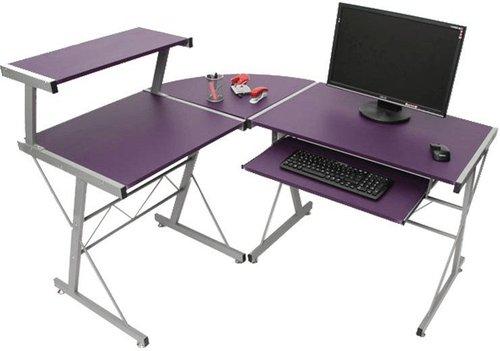 Eck Computertisch