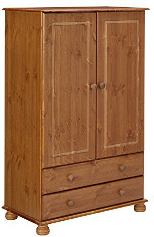 kleiderschrank massiv preisvergleich ab 89 00. Black Bedroom Furniture Sets. Home Design Ideas