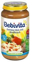 Bebivita Gemüse-Reis mit Rindfleisch