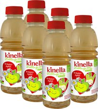 Kinella Kräutertee mit Apfelsaft 500 ml