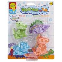 Alex Toys Spritzer-Spielzeug für die Badewanne - Dinosaurier