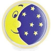 Reer Mond und Sterne