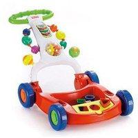 Fisher Price Mattel K6670 Spiel- und Lauflernwagen