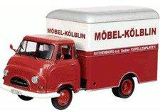 Schuco Hanomag Kurier Möbel Kölblin (03235)