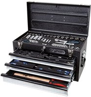 KS Tools 918.0250 Black Plus Techniker Werkzeugsortiment (99-teilig)