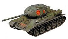 Trumpeter Easy Model - T-34/85 Vietnamese Army (36274)