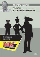 Fritz Trainer: Opening - Spanish Exchange Variation (PC)