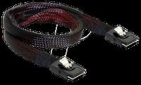 DeLock SAS Kabel 36pin 0.5m (83055)