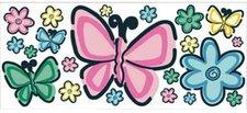 Wallies Riesenwandbild Schmetterlinge