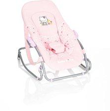 Baby Walz Schaukelliege Hello Kitty