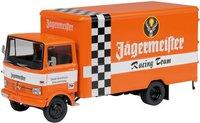 Schuco Mercedes-Benz LP 608 Jägermeister Racing Team Kastenwagen (03600)