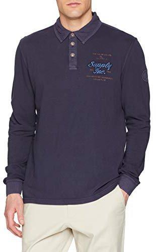 Tom Tailor Polo-Langarmshirt