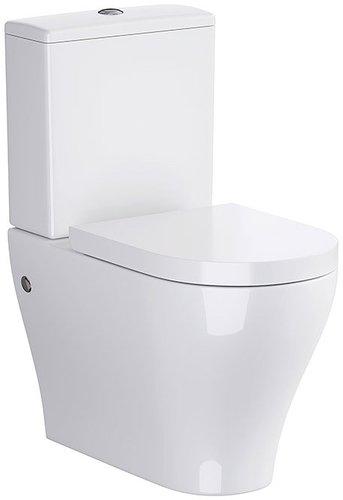 WC Tiefspüler