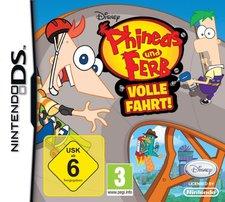 Phineas und Ferb - Volle Fahrt (NDS)