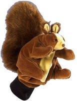Eichhörnchen Handpuppe