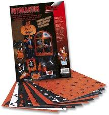 Halloween-Motivkarton