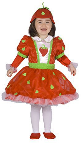 Kostüm Erdbeere