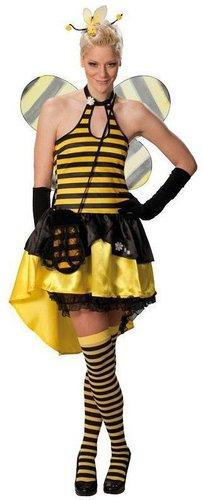 Sexy Biene Kostüm