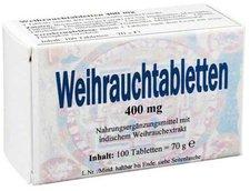 Bios Naturprodukte Weihrauch 400 mg Tabletten (PZN 2767616)
